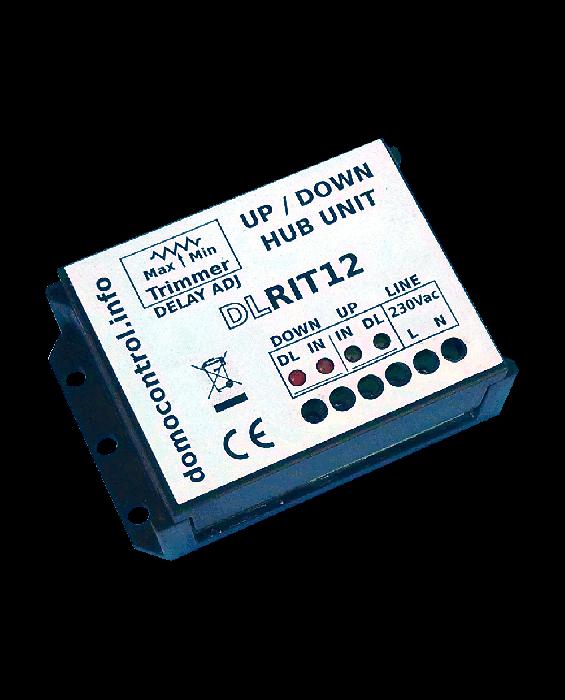 Razširitveni modul (DLRIT12) za skupinsko upravljanje (DLTAPP12) in (DLTAPP14)