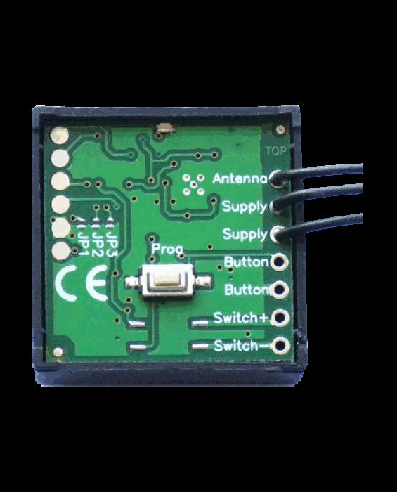 RA645 večfrekvenčni daljinec in duplikator